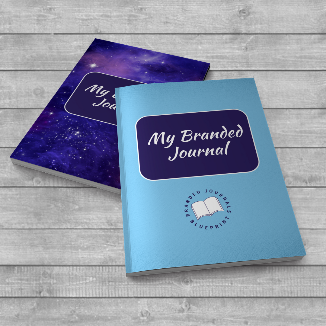 branded journals for your business